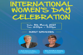 International  Women's Day Celebrations