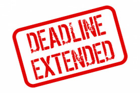 EXTENSION OF DEADLINES FOR FEE PAYMENT AND UNITS REGISTRATION