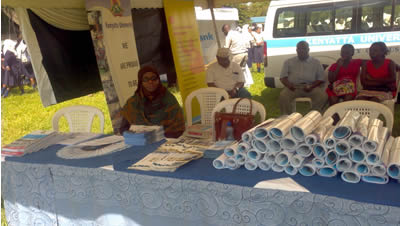 KWALE COUNTY CAREER EXHIBITION: 4th June 2015