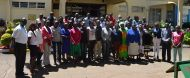CGEE staff with Kericho campus students