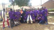 Community outreach during gender weekVisit to Thika Prison