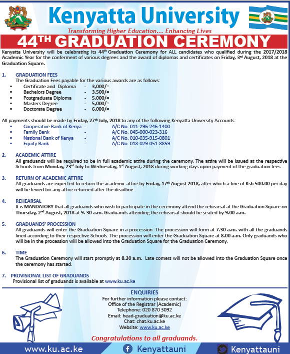 graduation advert 442018
