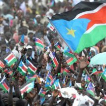 South Sudan Joins the East African Comminuty