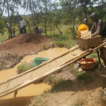 Inside the Kenyan small scale mines