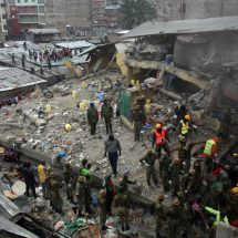 Huruma tragedy death toll hits 33 as rescue operations continue