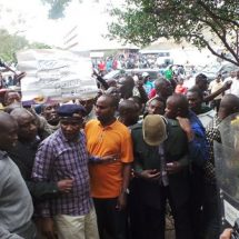 ODM calls for prosecution of Nkaissery over Teargassing.