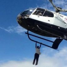 James Bond Wanjala to be given a free helicopter ride