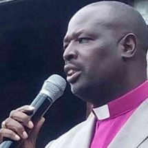 Archbishop Sapit urges CORD to suspend the Anti-IEBC March