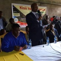 I Will Support them, Kuria offers his hand to CORD