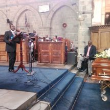 Police knows who killed Jacob Juma, opposition