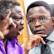 The unknown tale behind ODM and Ababu Namwamba's task