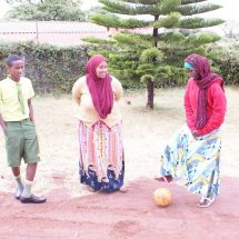 Football for peace earns Marsabit boy trip to France