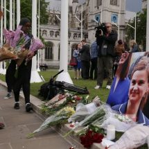 Labor MP, Jo Cox killed by unknown person