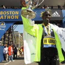 Kenyan politician readies to run in Olympic marathon
