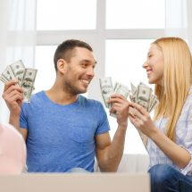 Newlyweds healthy finance management facts