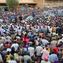 Jubilee plans to raid the opposition strongholds ahead of general election
