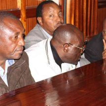Charged MPs vows to unite Kenyans and end hate speech