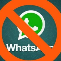 WhatsApp Temporarily banned in Brazil