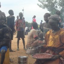 Thousands displaced in South Sudan, fighters cease fire