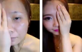 Woman shows transformative power of makeup in viral video