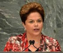 Defiant Rousseff warns against Brazil's democracy on trial with her