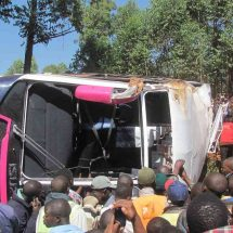 16 Nyamagwa girls still admitted after accident that killed four