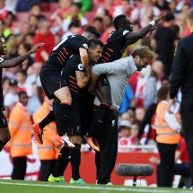 Klopp commences EPL with win as Wenger loses his opener at Emirates