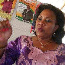 New dawn maybe witnessed if Florence Mutua sponsored bill go through