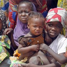 475,000 children at risk in Lake Chad area
