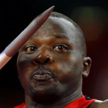 Yego survives late scare to qualify for javelin final