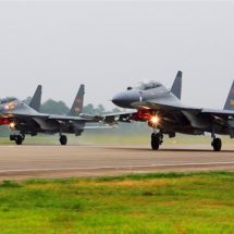 China air force holds drills near Japanese islands, Reuters
