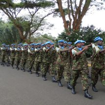 KDF Recruitment 2016 itinerary released