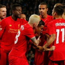 Liverpool overshadow Derby County
