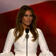 "Trump's 2005 tape allegations are ""lies"",  Melania Trump"