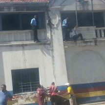 Suspects killed in Mombasa police post