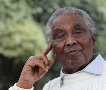 Former Minister William ole Ntimama is dead