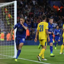 Leicester secure 1-0 win over Porto