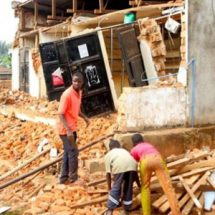 President Magufuli fires officials over 'fake' earthquake account