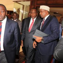 IEBC commissioners to receive Sh164m send-off package