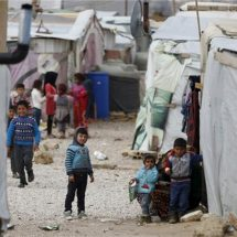 50 million children uprooted by crises