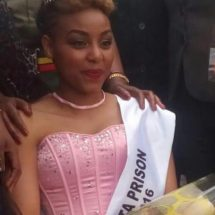Ruth Kamande, who stabbed her boyfriend 22 times, crowned Miss Lang'ata Prison 2016