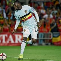 Benteke nets hat-trick, sets World cup qualifying fastest goal record