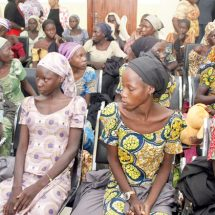"""""""Stand strong to support them"""",  experts urge families of released 21 Chibok girls"""