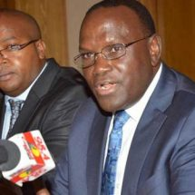 Mailu denounces favoritism claims in 5b scam