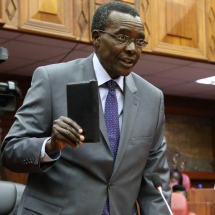 Justice Maraga to be sworn in as CJ on Wednesday
