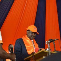 ODM hold National governing council meeting