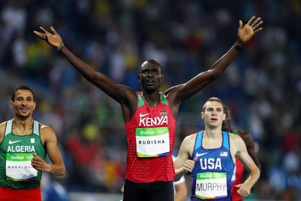 Rudisha among other three Kenyans join the List of 20 athletes
