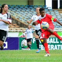 Starlets welcome Egypt with 1-0 defeat in a friendly match