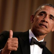Obama warns Trump whining over rigged polls claim
