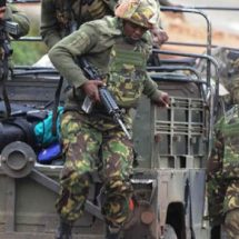 KDF Soldiers Compensation  Proposal rejected by the National Assembly